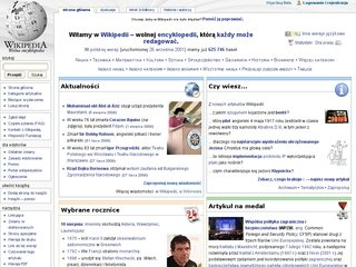 Wikipedia - wolna encyklopedia