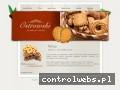 Screenshot strony www.jo-ciasteczka.pl