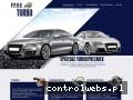 Screenshot strony turbo-turbosprezarki.com.pl