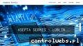ASEPTA programowanie paneli operatorskich
