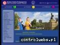 Screenshot strony www.wsp.edu.pl