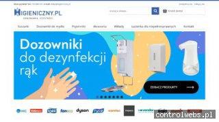 Higieniczny.pl - Wyposażenie toalet publicznych
