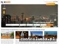 Screenshot strony www.noxweb.pl