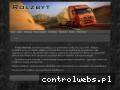 Screenshot strony rolzbyt.com