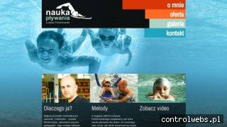 Nauka pływania w Koninie