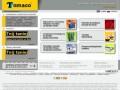Screenshot strony www.tomaco.pl
