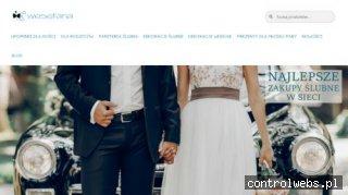 Weseliana - dekoracje ślubne i weselne