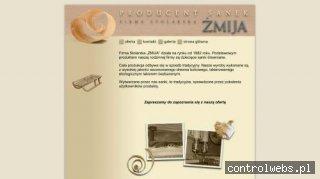 Stol-Hand. Produkcja sanek i produkcja zabawek z drewna