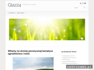 Glaz24 - Blog ogrodnika