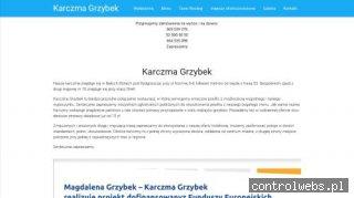 Karczma Grzybek - tanie noclegi Bydgoszcz