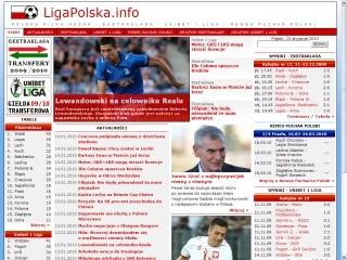 Liga Polska - Ekstraklasa i 1. Liga