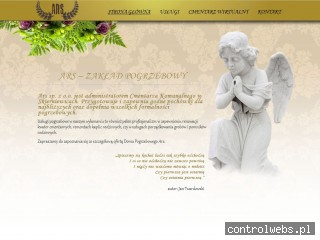 ARS Spółka z o.o. dom pogrzebowy skierniewice