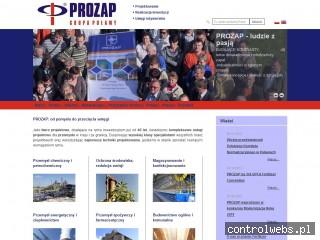 PROZAP biuro projektowe