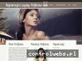 Screenshot strony oriflamezapisy.net.pl