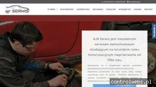 AJR SERWIS blacharstwo lakiernictwo mechanika Toruń
