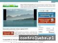 Screenshot strony www.gory24h.pl