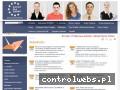 Screenshot strony www.kde.edu.pl