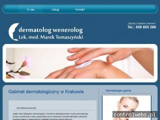 Dermatolog Wenerolog dermatolog w krakowie