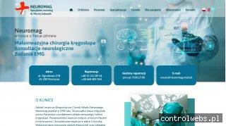 Neuromag - Przepuklina dysku
