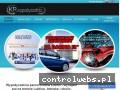 Screenshot strony www.krwypozyczalnia.pl