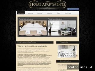 Home Apartments wynajem apartamentów poznań