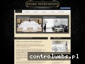 Screenshot strony homeapartments.pl