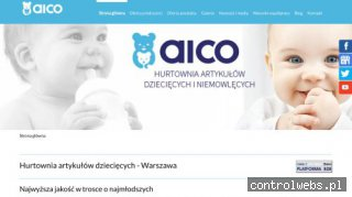 I. i A. Ziółkowscy Aico Trade International dystrybutor arty