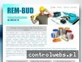 REM-BUD usługi remontowe poznań
