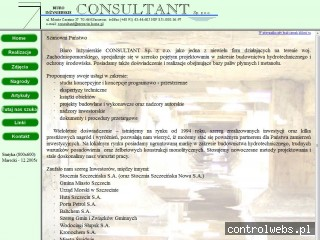 Consultant - architekci szczecin