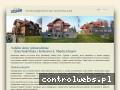 Screenshot strony www.budowadomowmiedzyzdroje.pl
