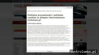 Auto części - motoNeo.pl