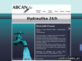 Pogotowie Abcan - Hydraulik Poznań