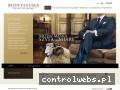 Screenshot strony montesuma.pl