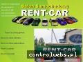 Screenshot strony www.autosalon-rentcar.pl