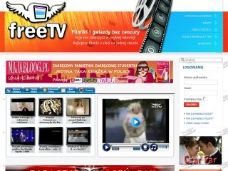 Free-TV - Najlepsze filmiki w sieci