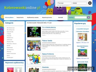 Kolorowankionline.pl - dla dzieci obrazki