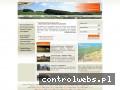 Screenshot strony www.wczasy-i-wakacje.pl