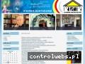 Screenshot strony www.kck.inowroclaw.pl
