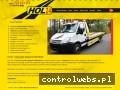 Hol24 - autoholowanie we Wrocławiu