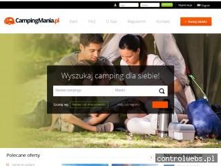 CampingMania - Wszystko o wakacjach na kempingu