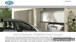 Profil s.c. bramy garażowe tarnów