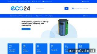 ECO24 - pojemniki na odpady