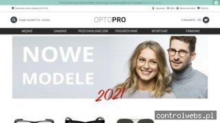 Optopro - okulary korekcyjne online