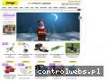 Screenshot strony www.mango.pl