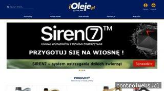 Sklep internetowy ioleje.pl