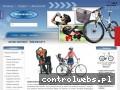 Screenshot strony www.czesci-rowerowe.com.pl