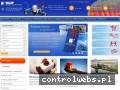 Screenshot strony sklep.escapador.pl
