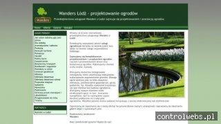Wanders Łódź - projektowanie ogrodów