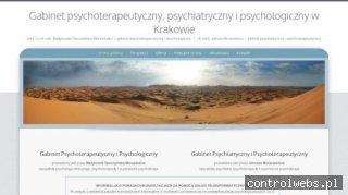 Psychoterapia Kraków - Opoczyńska-Morasiewicz