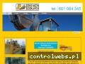 Screenshot strony www.serwismaszyn-jp.pl